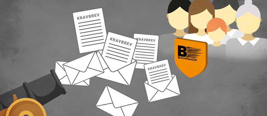 NYA MASSUTSKICK PÅ GÅNG: Byt operatör för att slippa få ett utpressningsbrev