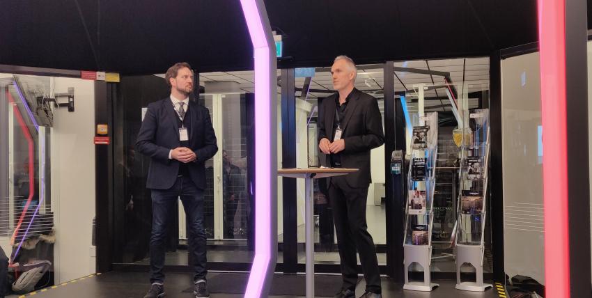 Bahnhof har öppnat ytterligare en serverhall i Sparven, mitt i Malmö city