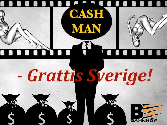 BAHNHOF AVSLÖJAR: Amerikanska porrutpressaren Robert Cashman ska nu casha in på svenska internetanvändare