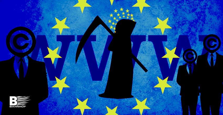 """Såhär kommer EUs nya copyrightdirektiv leda till """"internets död"""""""