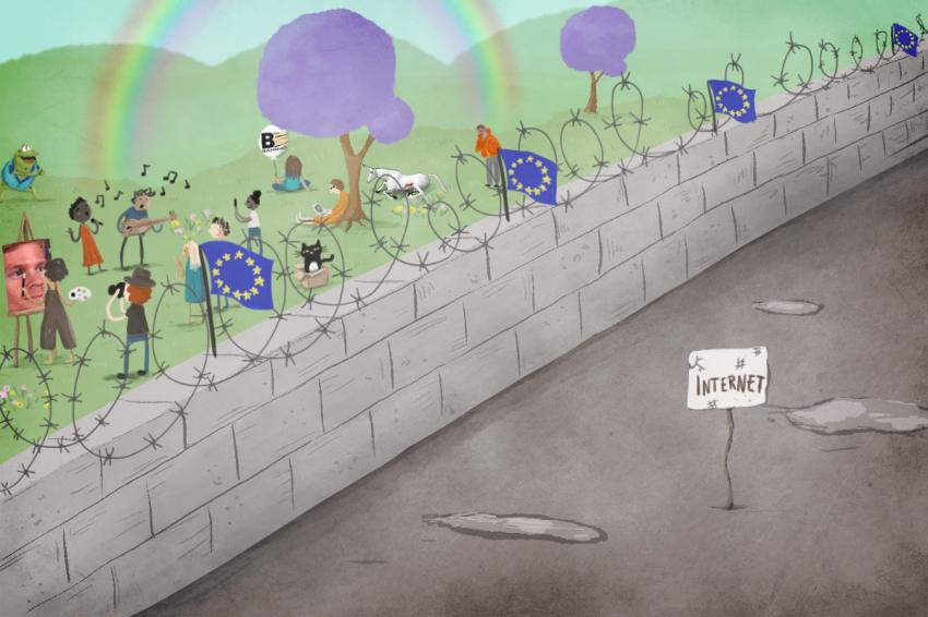 Artikel 13 – Slutet för vårt öppna och fria internet?