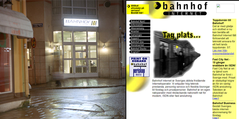 #tbf En dag i Uppsala för 25 år sedan…