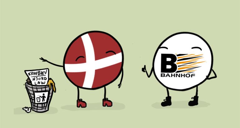 Ny dom fastställer: slut på fildelarutpressning i Danmark
