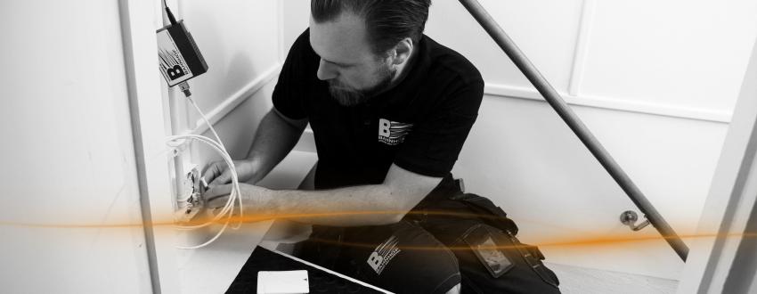 LEDIG TJÄNST: Fibertekniker i Stockholm