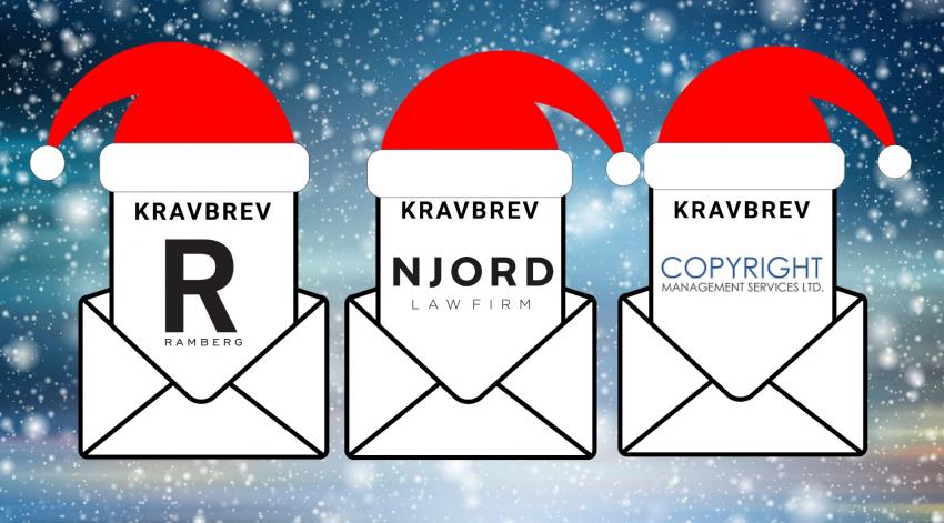 NYA UPPGIFTER: Fler utpressningsbrev på väg lagom till jul