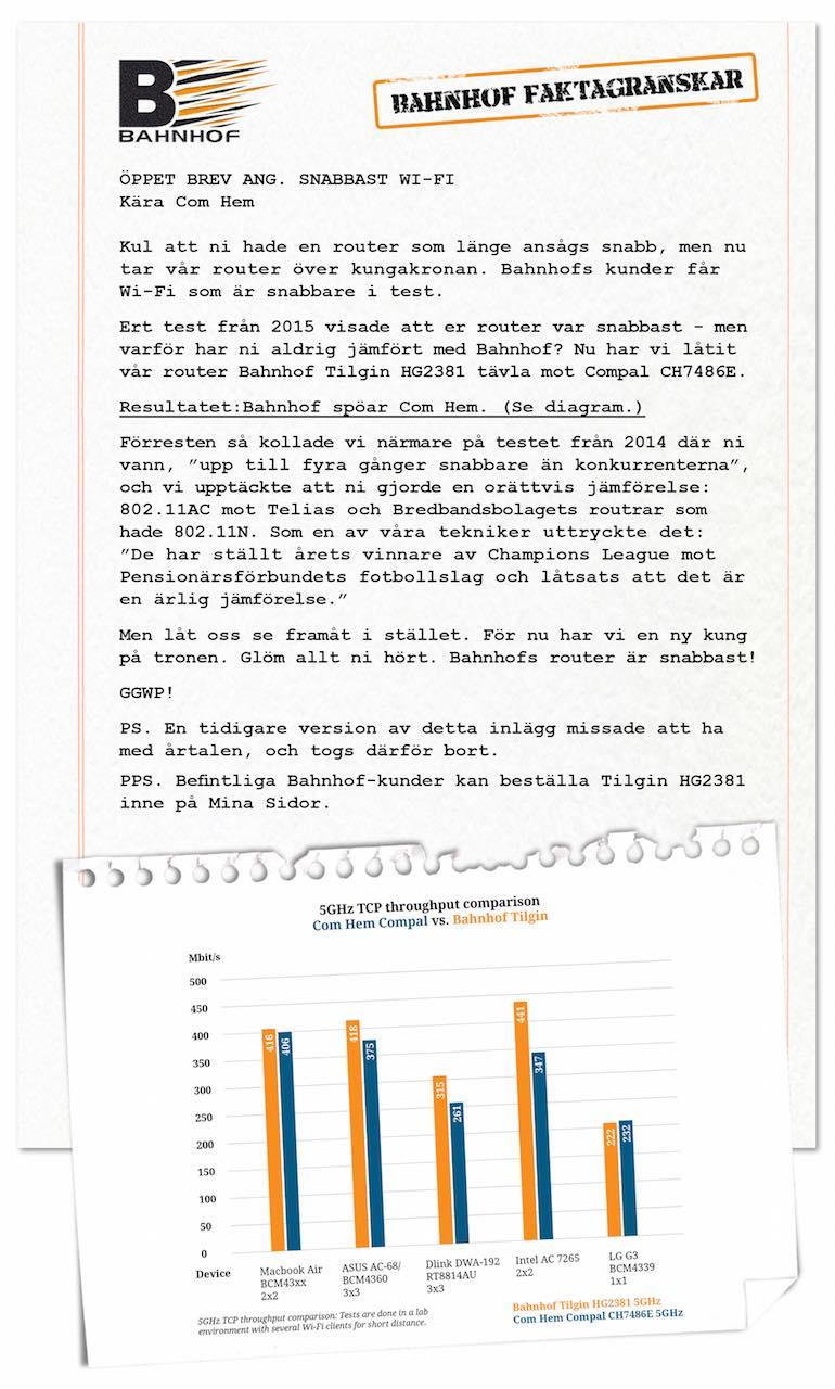 comhem eller bredbandsbolaget 2016