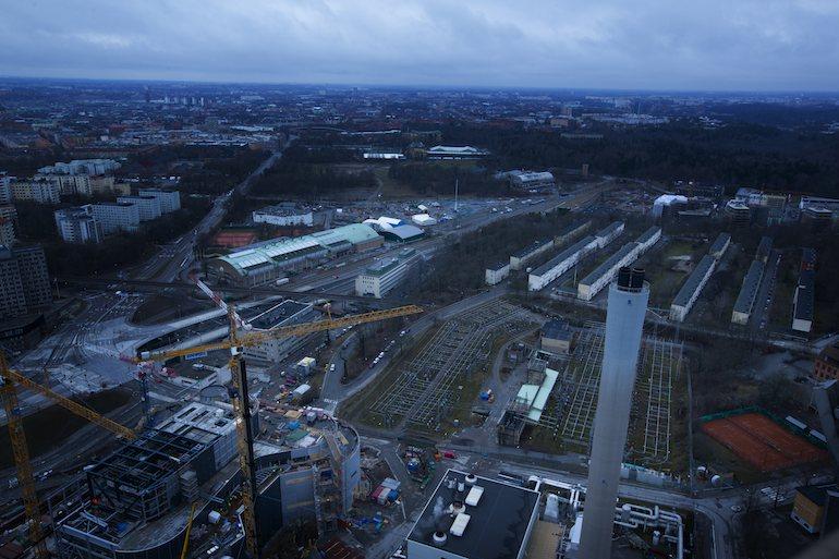 Bahnhof bygger största serverhallen i Stockholm